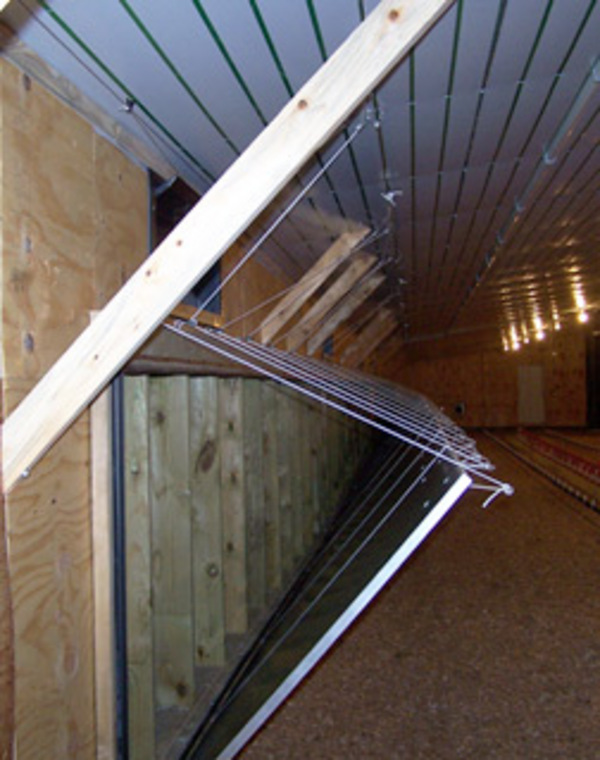 Tunnel Ventilation Doors